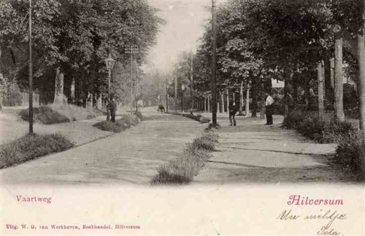Vaartweg