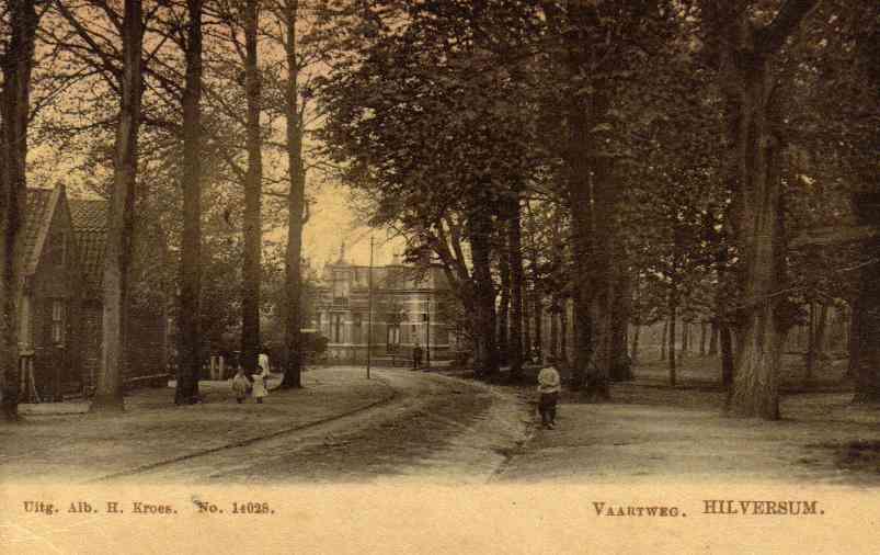 Vaartweg 1905