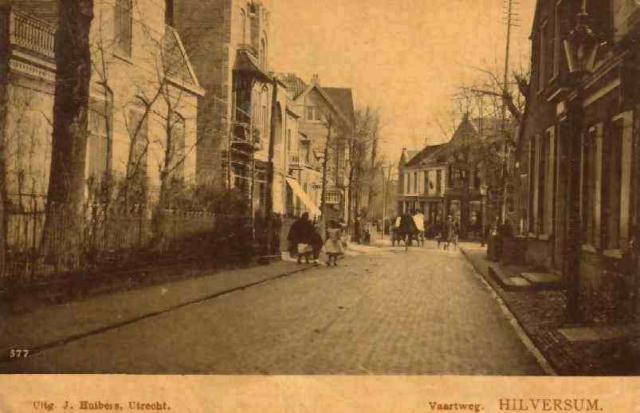 Vaartweg 1908