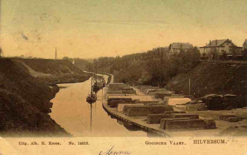 Gooische Vaart 1905